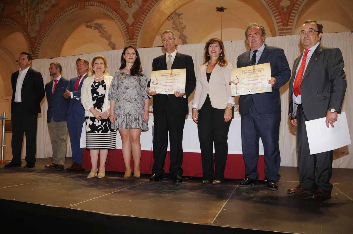 Premio Especial Diario Córdoba para nuestro Pedro Ximénez Solera 1981 2