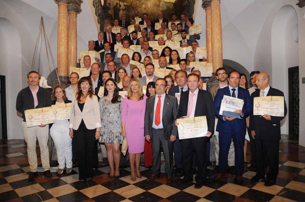 Premio Especial Diario Córdoba para nuestro Pedro Ximénez Solera 1981 3