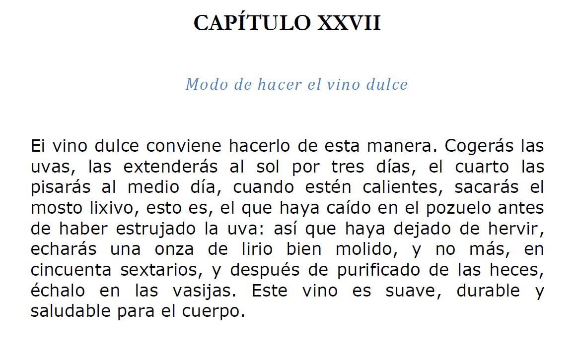 Pedro Ximénez, el origen del vino dulce 2