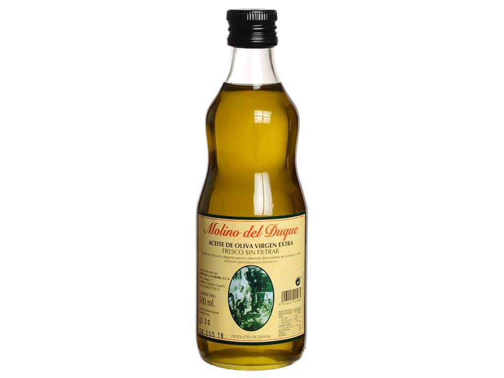 Aceite de Oliva Virgen Extra Molino del Duque 500ml