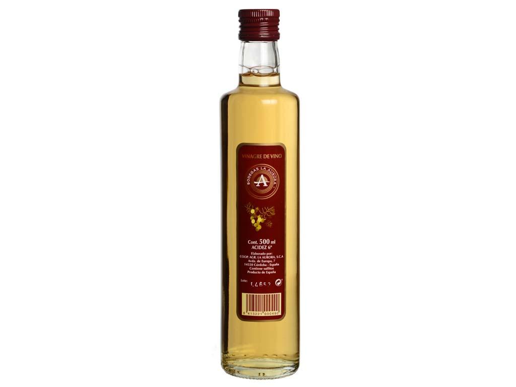 Vinagre de Vino La Aurora 500ml