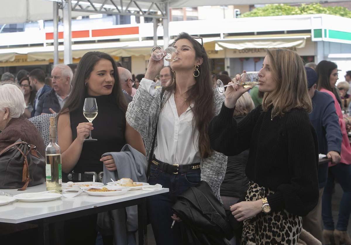 Cata del vino Montilla-Moriles en Cordoba 2