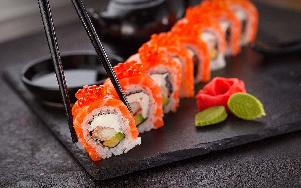 vermut como se hace con que se marida sushi
