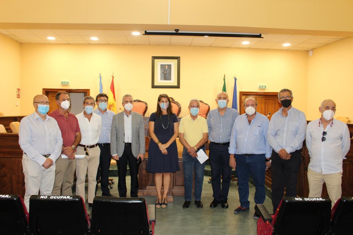 Constitución de los Consejos Reguladores Montilla-Moriles y Aceite de Lucena 2