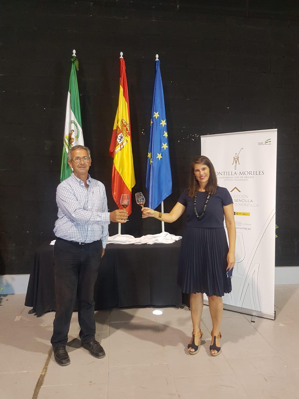 Constitución de los Consejos Reguladores Montilla-Moriles y Aceite de Lucena