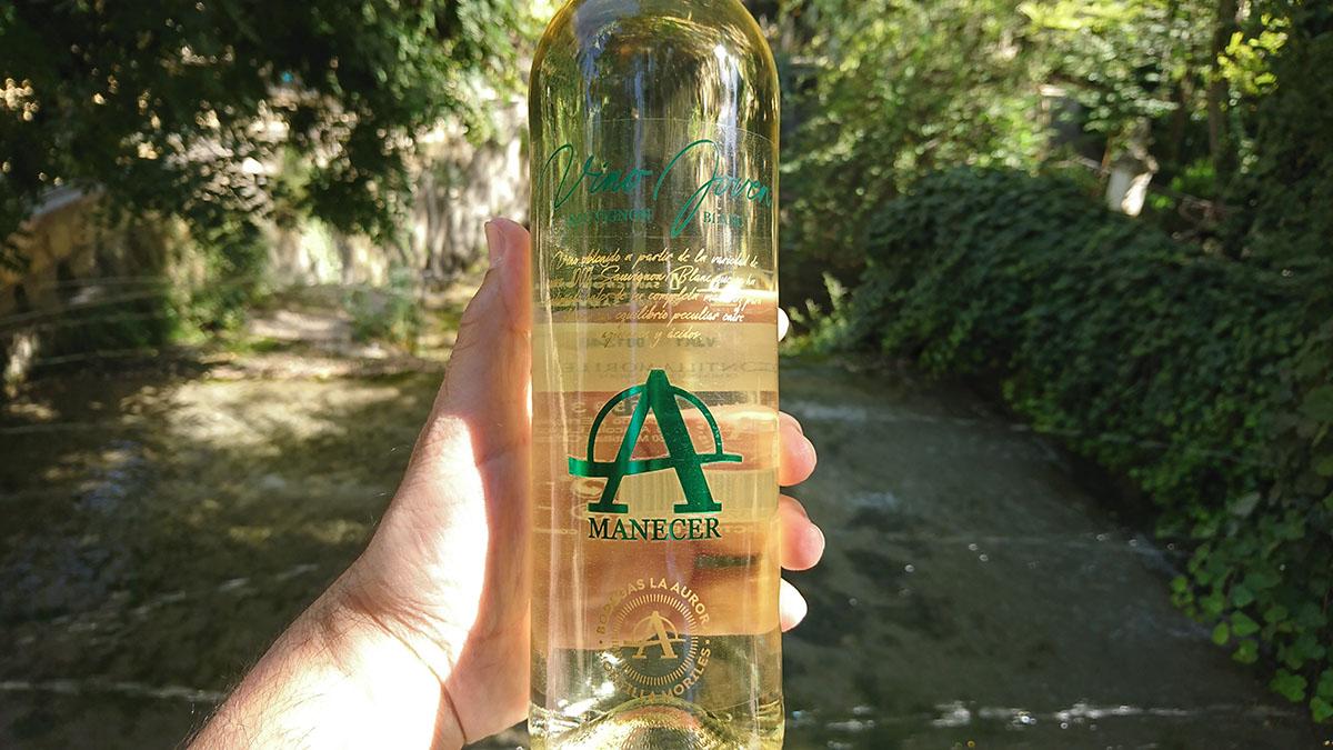 Con A de Alegría, presentamos nuestro nuevo Sauvignon Blanc 3