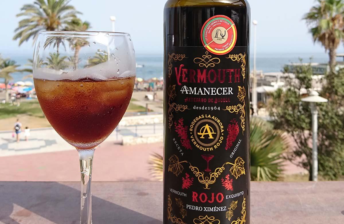 A la venta nuestro Vermouth Rojo Amanecer en nuestra tienda online 1