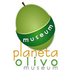 Logotipo planeta olivo