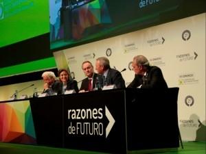 Bodegas La Aurora presente en el VII Congreso de Cooperativas Agro-alimentarias de España