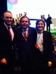 Nuestro presidente en el VII Congreso de Cooperativas Agro-alimentarias de España