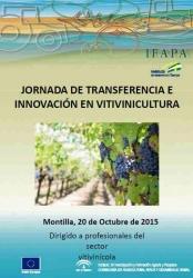 Jornada de transferencia e innovación en viticultura