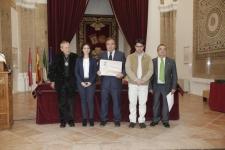 Recogida de Premios Mezquita 2015