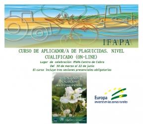 Carnet de aplicador de plaguicidas cualificado on-line