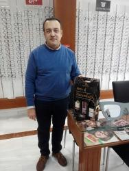 """Norberto Arancon ha sido el ganador de nuestra Encuesta-Concurso """"Qué vino te gusta más"""""""