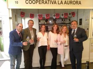 Muchas gracias por brindar con nosotros 35 cata del vino montilla moriles