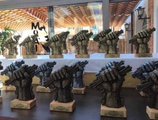 Oro y Plata para nuestros Pedro Ximénez en los Premios Manojo 2018