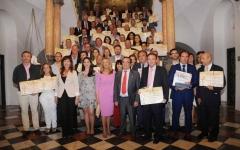 Foto Grupal Premios Mezquita 2018