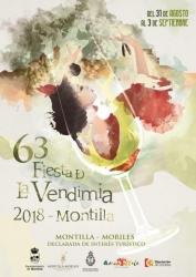 63 Fiesta de la Vendimia en Montilla