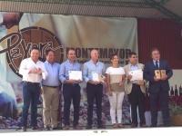 Primer premio en el I Concurso de Vinos Dulces