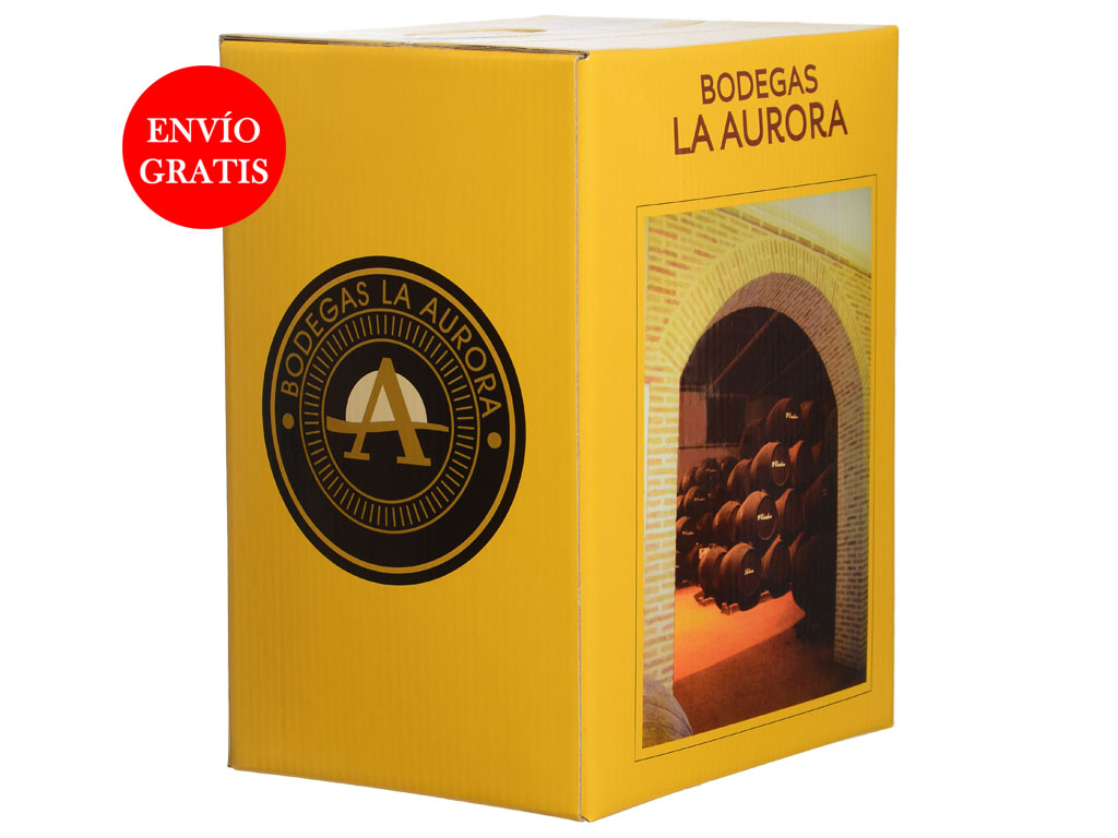 Vino Blanco Viejo Oloroso Amanecer (Bag in box)