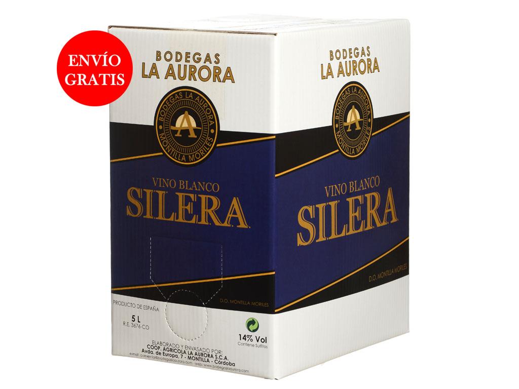 Vino Blanco Silera (Bag in box)