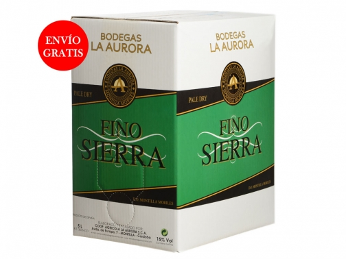Bag in box Fino Sierra