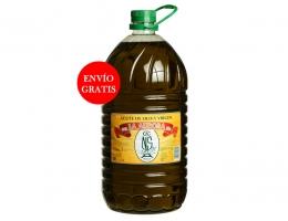 Aceite de Oliva Virgen La Aurora 5L