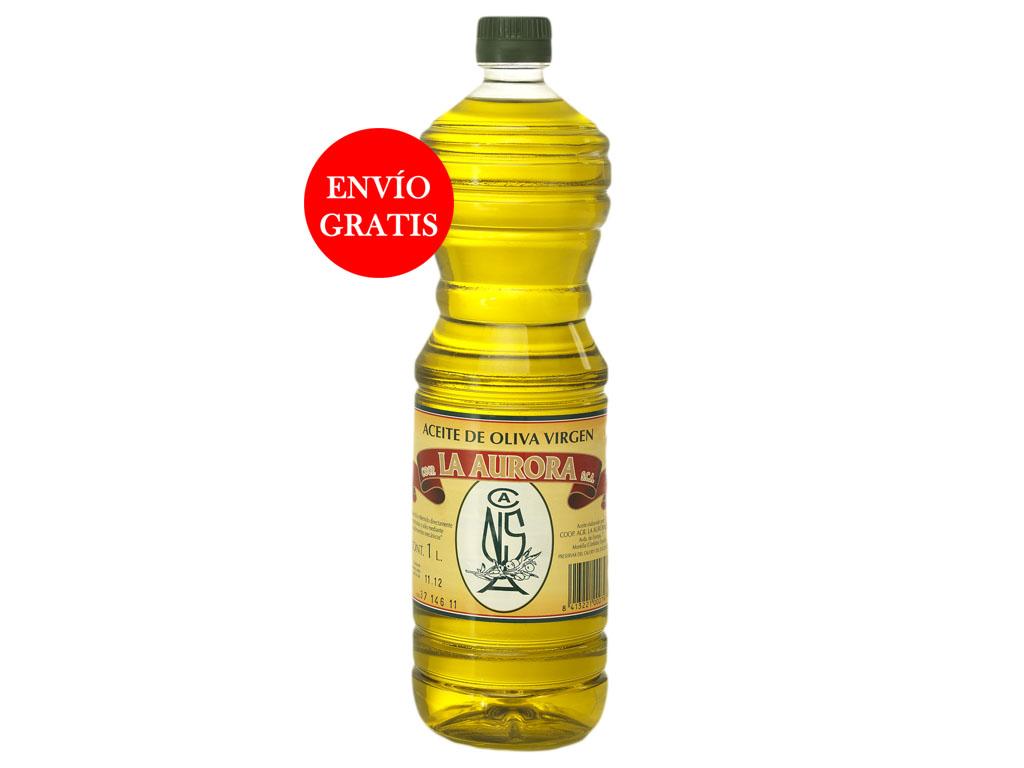 La Aurora - Aceite de Oliva Virgen 1L (15 Botellas)