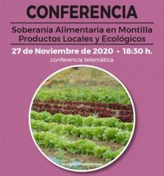 Soberanía alimentaria en Montilla. Productos locales y ecológicos
