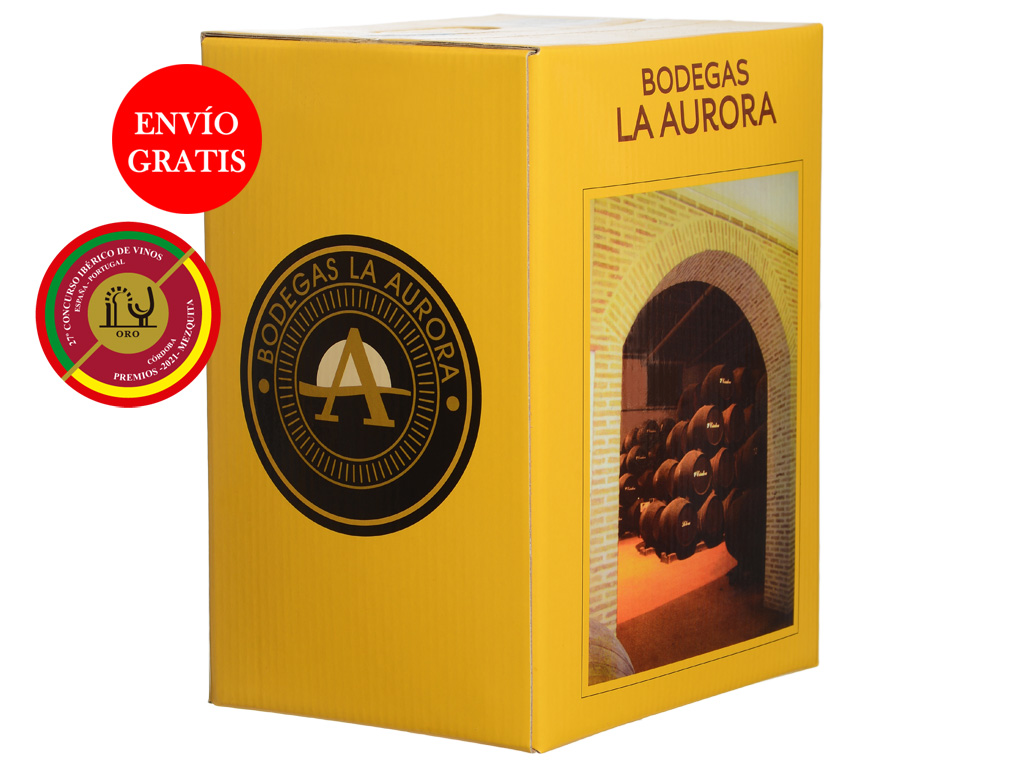 Vino Dulce Amanecer (Bag in box)