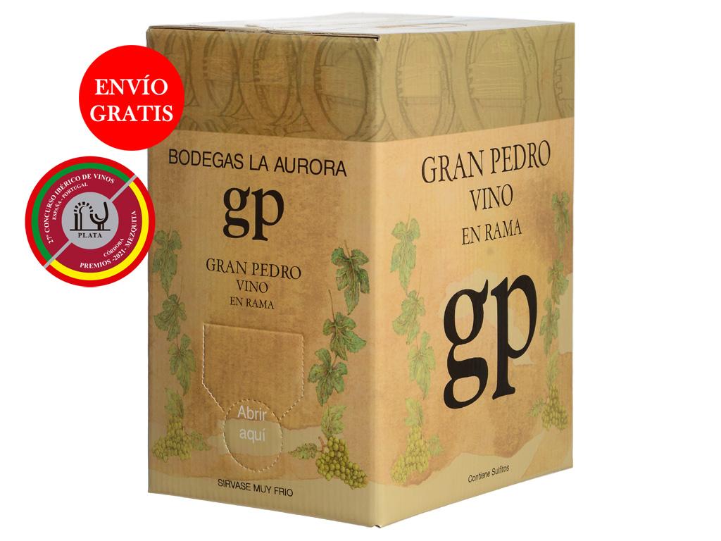 Vino en Rama Gran Pedro (Bag in box)