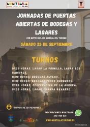 Jornada de puertas abiertas en nuestra Cooperativa, este sábado 25 de septiembre