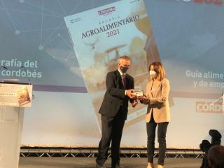 Cooperativa La Aurora elegida como empresa del año 2021