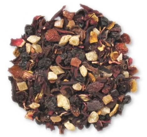 infusión de frutas granel