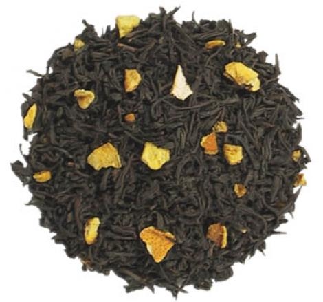 té negro limón