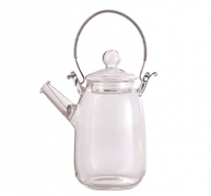 Tetera cristal flor de té