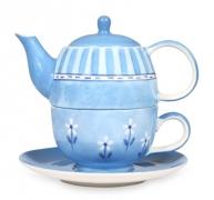 juego de té para uno