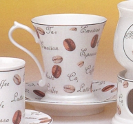 Taza Cafe decorada