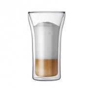 vasos doble cuerpo latte