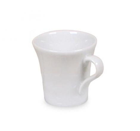 taza cafe blanca