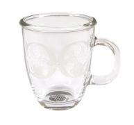 taza cristal infusion