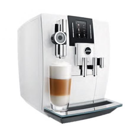 cafetera café en grano