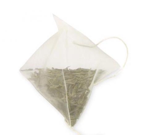 té verde pirámides