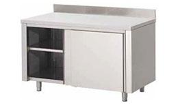 Mobiliario cocina y transporte alimentos