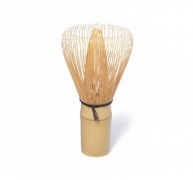 batidor bambú té Matcha