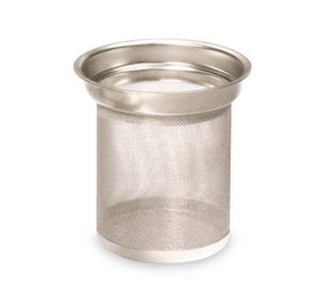 filtro de té acero