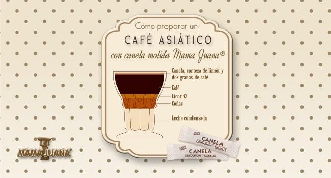 CÓMO PREPARAR UN CAFÉ ASIÁTICO