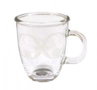 taza cristal tes