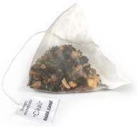 pirámide de té chai