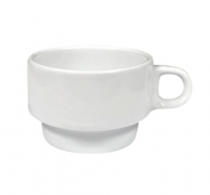 taza café blanca